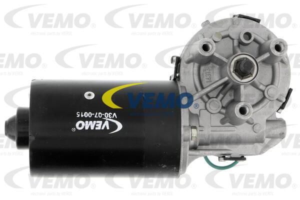 Pyyhkijän moottori VEMO V30-07-0015