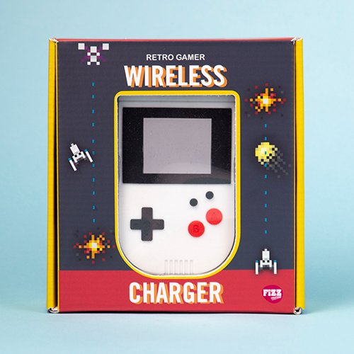 Wireless Charger - Retro Gamer (1603)