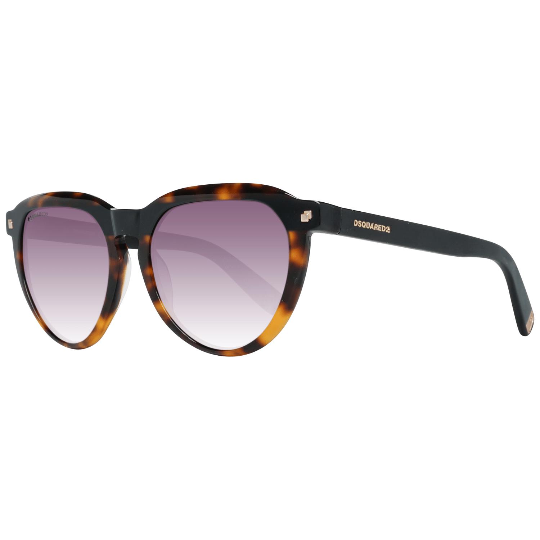 Dsquared² Women's Sunglasses Brown DQ0287 5356B