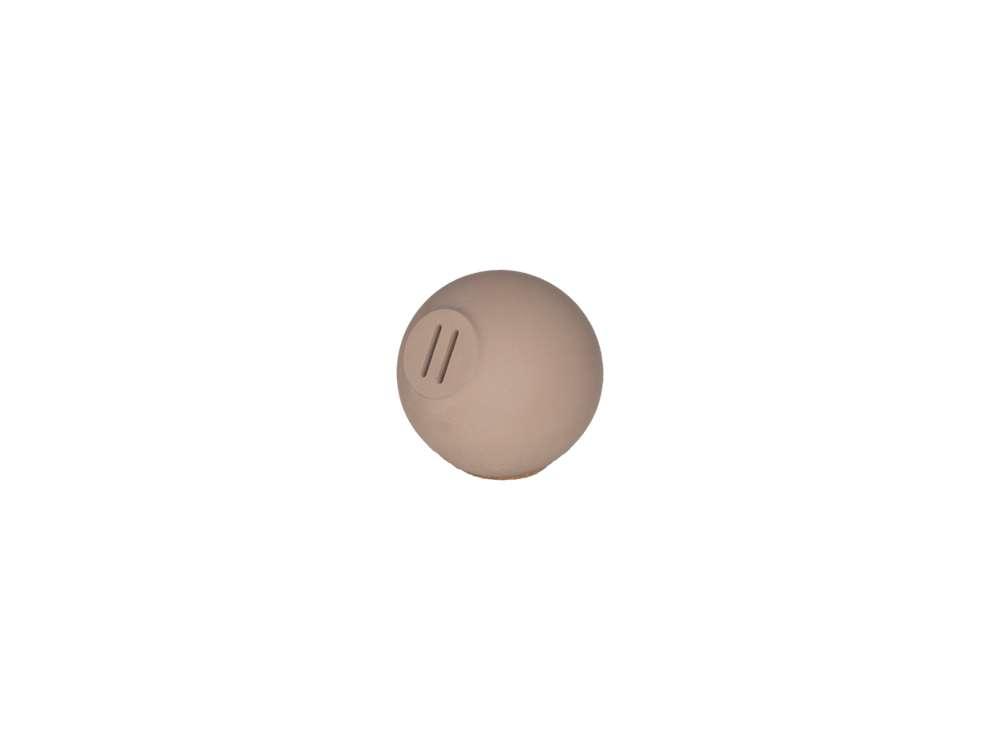 LIKEconcrete - UNA Piggybank - Mocca (93814)