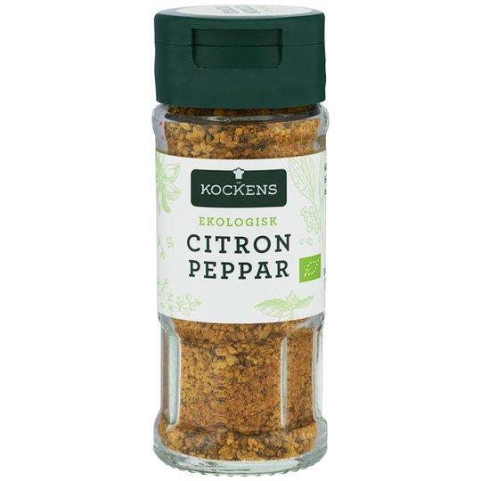 Eko Kryddmix Citronpeppar 69g - 47% rabatt