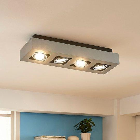 Vince LED-kattovalaisin, 4-lamppuinen