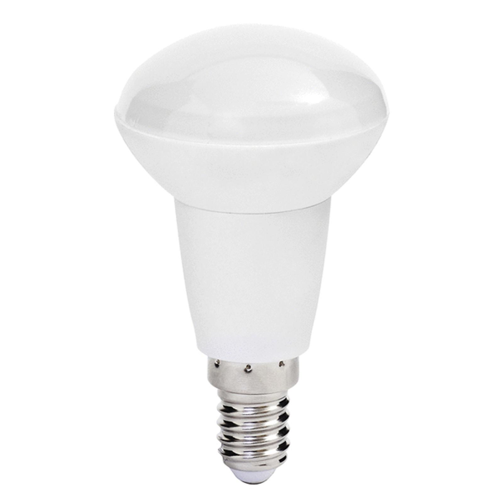 E14 6W 827 LED-lamppu R50 120°