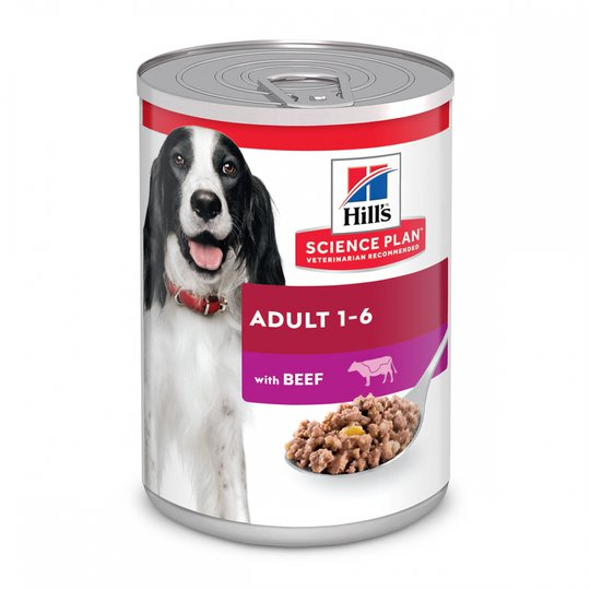 Hill's Science Plan Dog Adult Beef 370 g