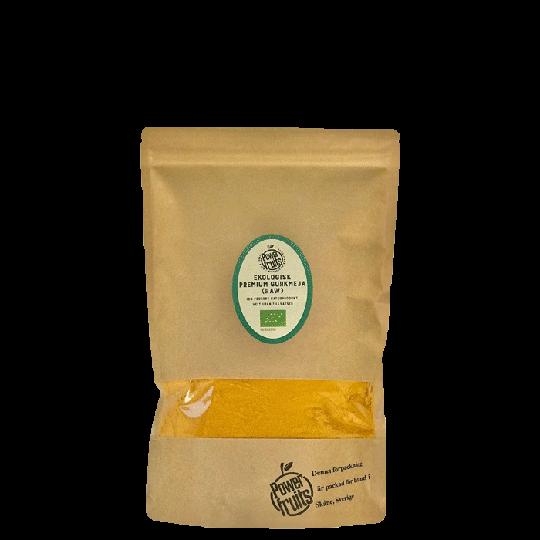 Ekologisk Gurkmeja Premium RAW, 1 kg