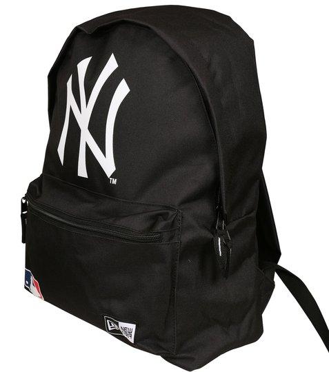 New Era MLB NYY Ryggsekk 16L, Black/White