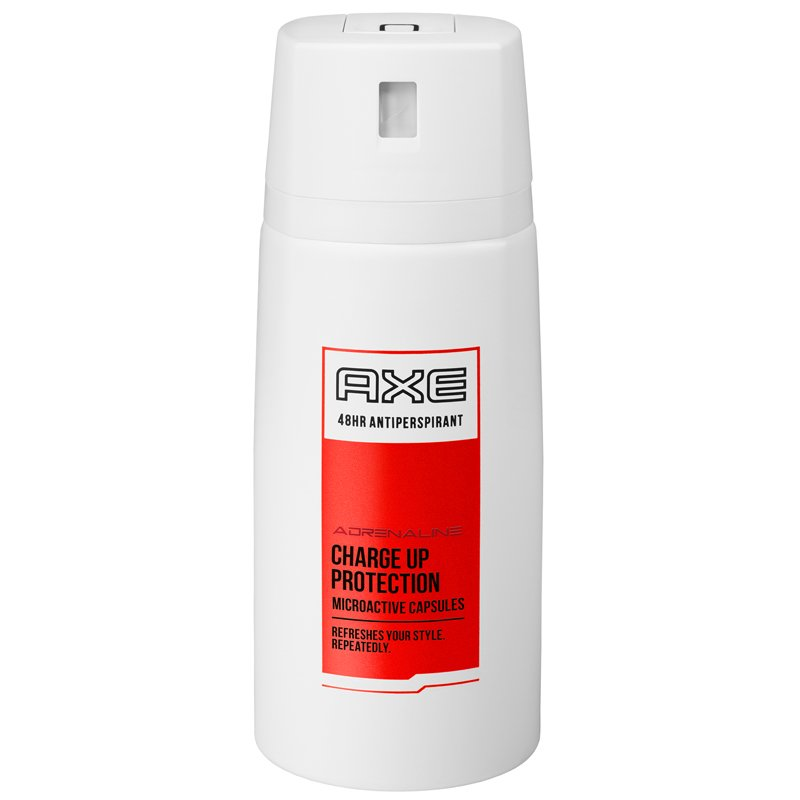 """Deodorantti """"Adrenaline"""" 150ml - 38% alennus"""