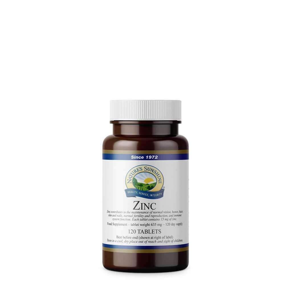 Zinc (120 Tablets)