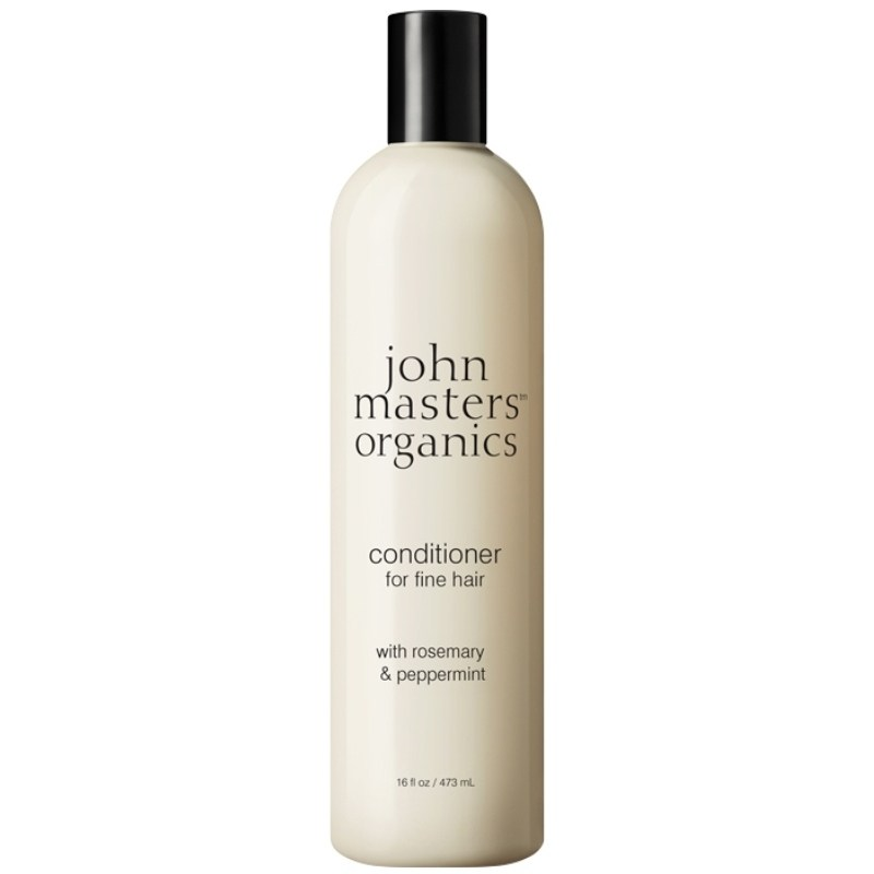 John Masters Organics - Conditioner for Fine Hair w. Rosemary & Peppermint 473 ml