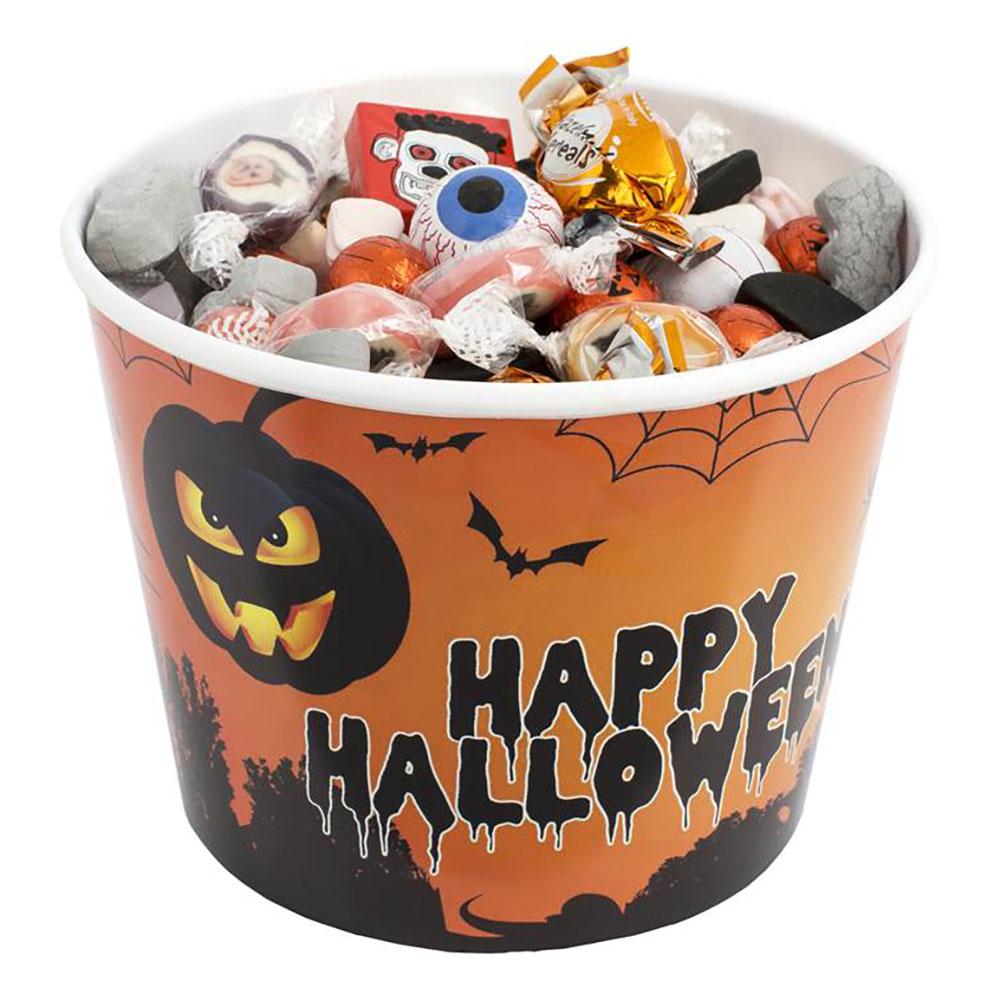 Lyxburk Halloweengodis - 716 gram