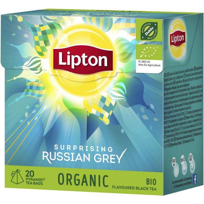 "Tee, ""Russian Earl Grey"" 20 kpl - 40% alennus"