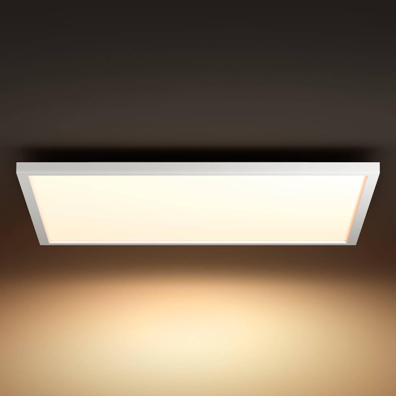 Philips Hue Aurelle LED-paneeli kulmikas, 60x60 cm
