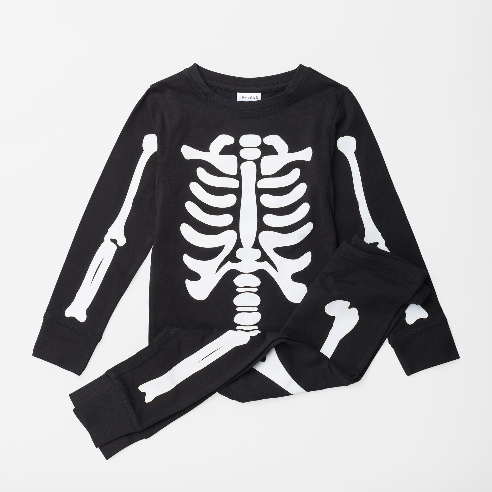 Pyjamas skelett
