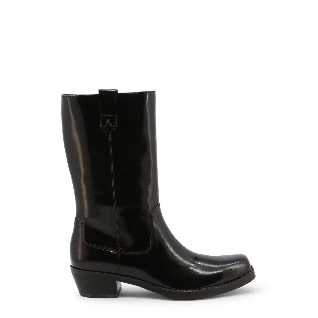 Calvin Klein Men's Boots Black 349268 - black EU 40