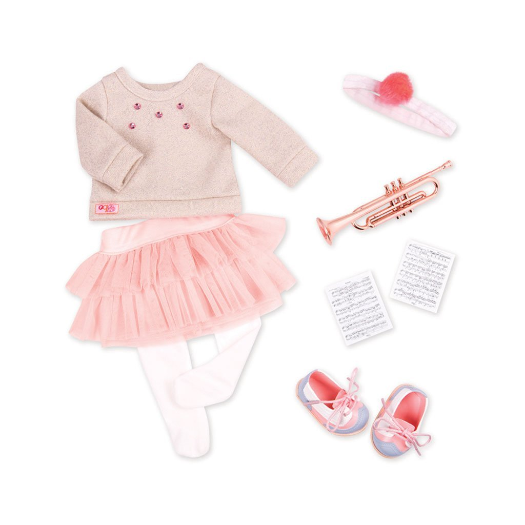 Our Generation - Stylish Music Deluxe Outfit (730308)