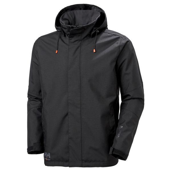 Helly Hansen Workwear Oxford Softshelljacka svart XS