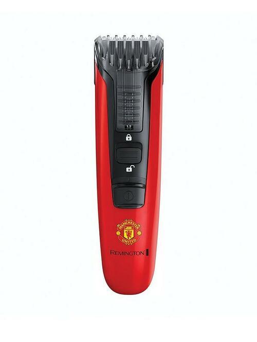 Remington Manchester United Beard Boss Styler Skäggtrimmer - Röd