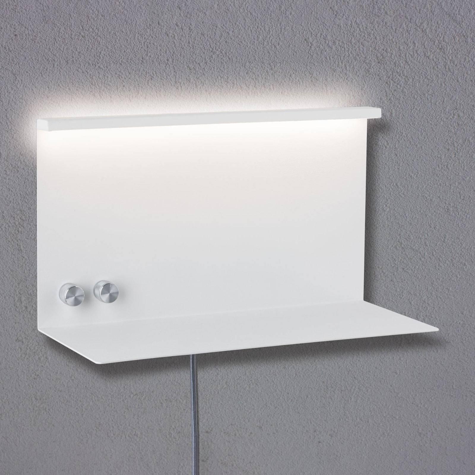 Paulmann Jarina -LED-seinävalaisin kaksilamppuinen
