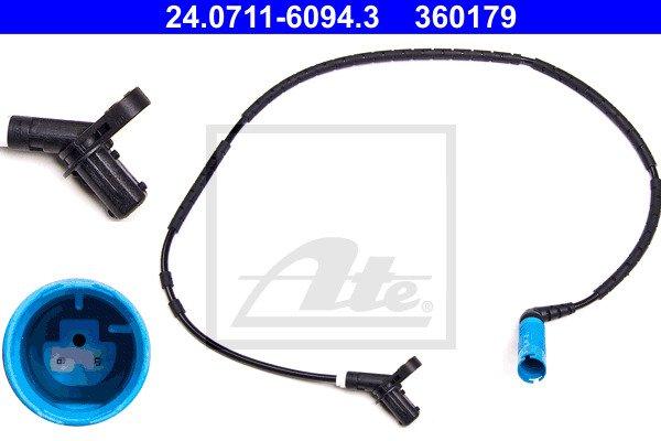 ABS-anturi ATE 24.0711-6094.3