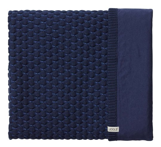 Joolz Honeycomb Pledd, Blue