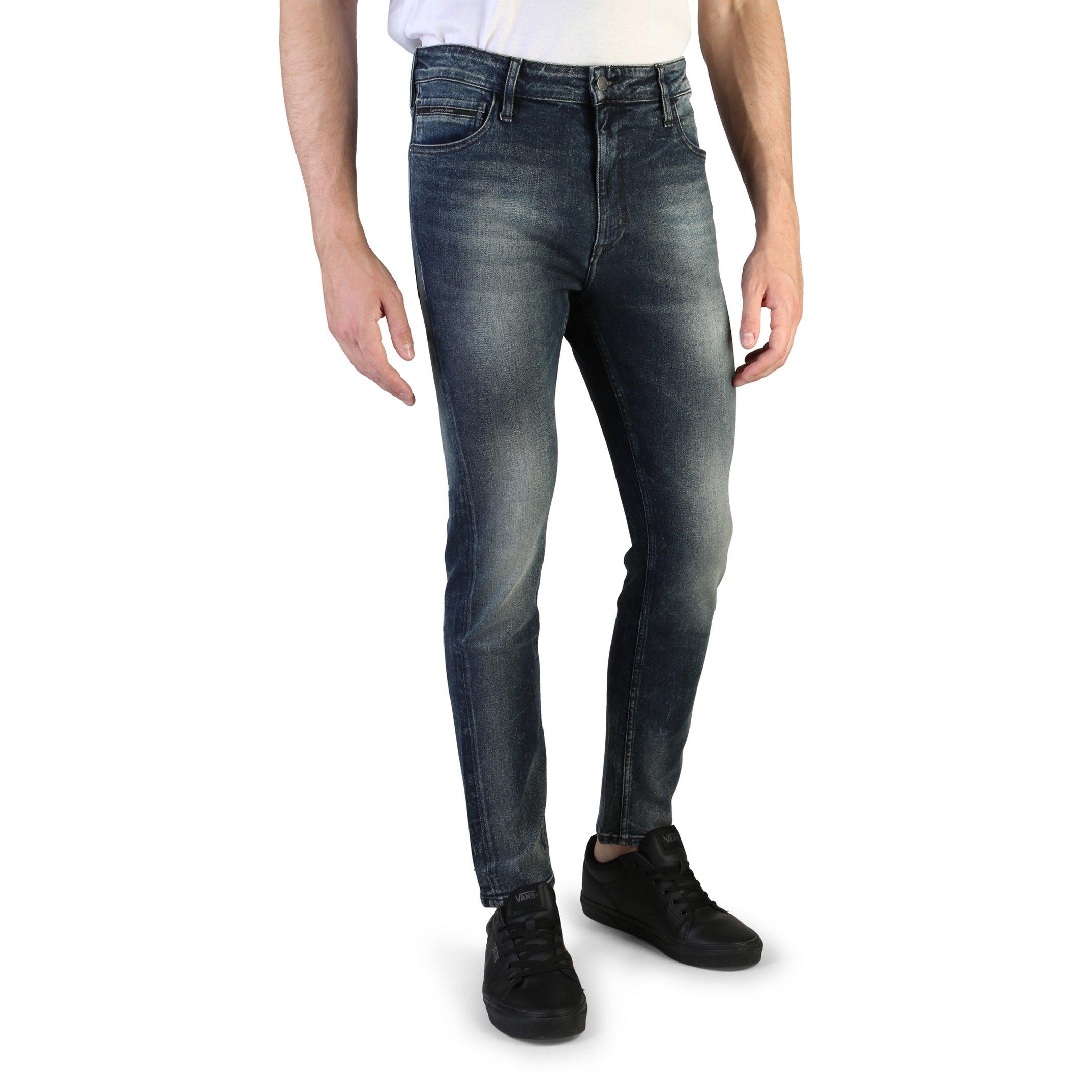 Calvin Klein Men's Jeans Blue J30J305740 - blue-2 30