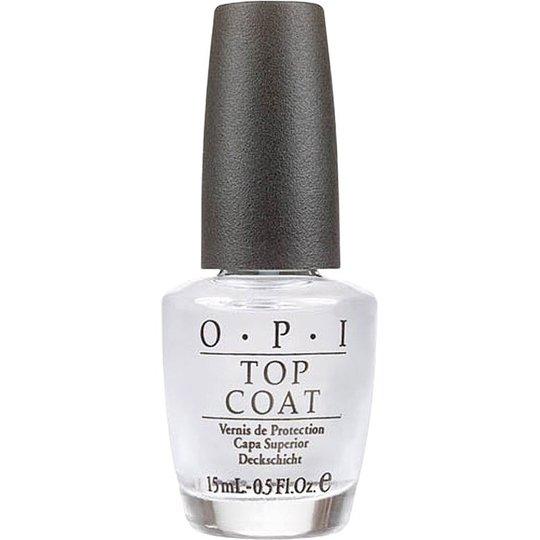OPI Top Coat, 15 ml OPI Päällyslakat