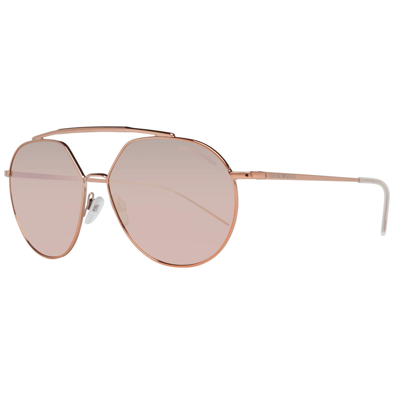 Emporio Armani Women's Sunglasses Rose Gold EA2070 32194Z59