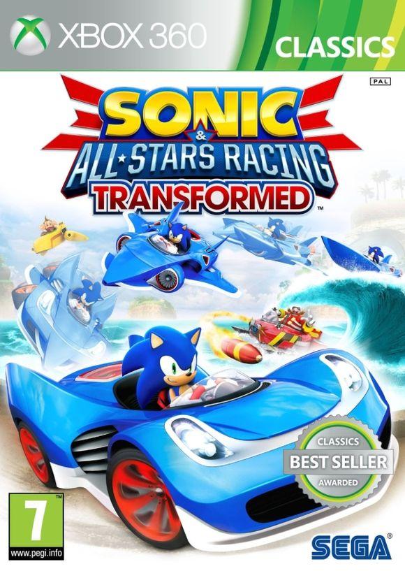 Sonic and All Stars Racing Transformed (XONE/X360)