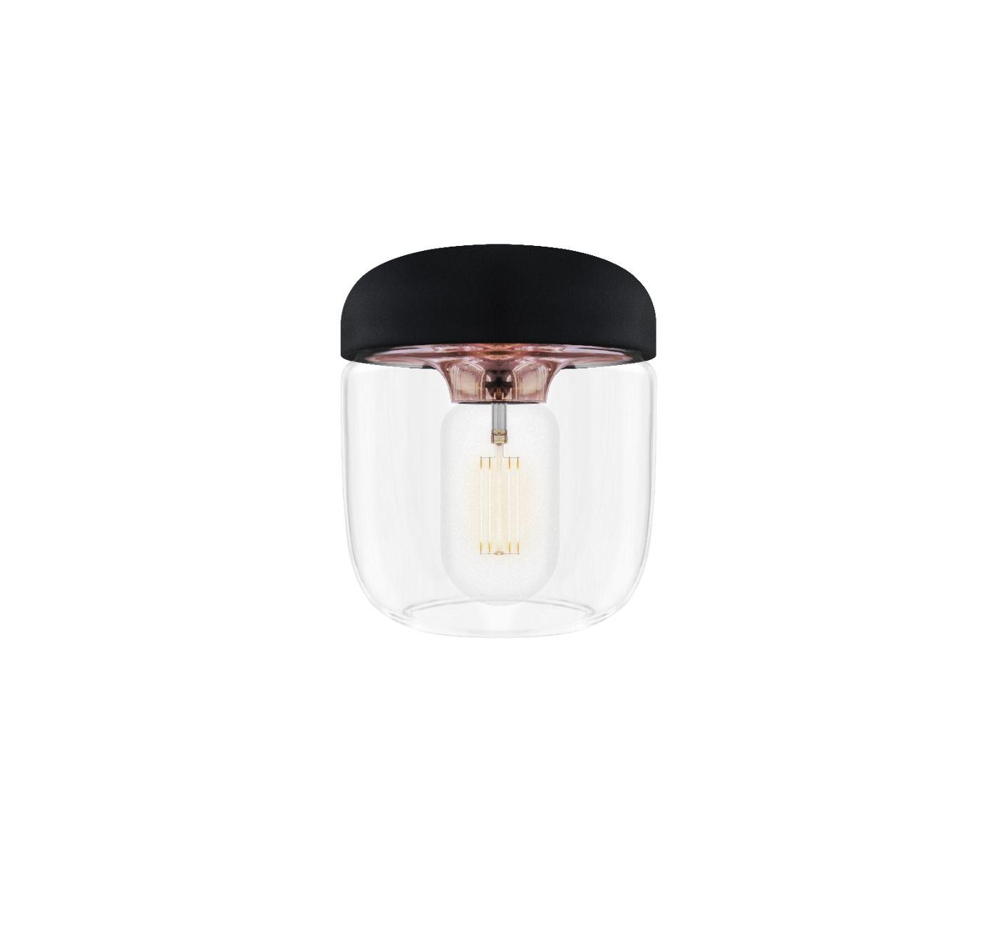Acorn lampa black copper, VITA