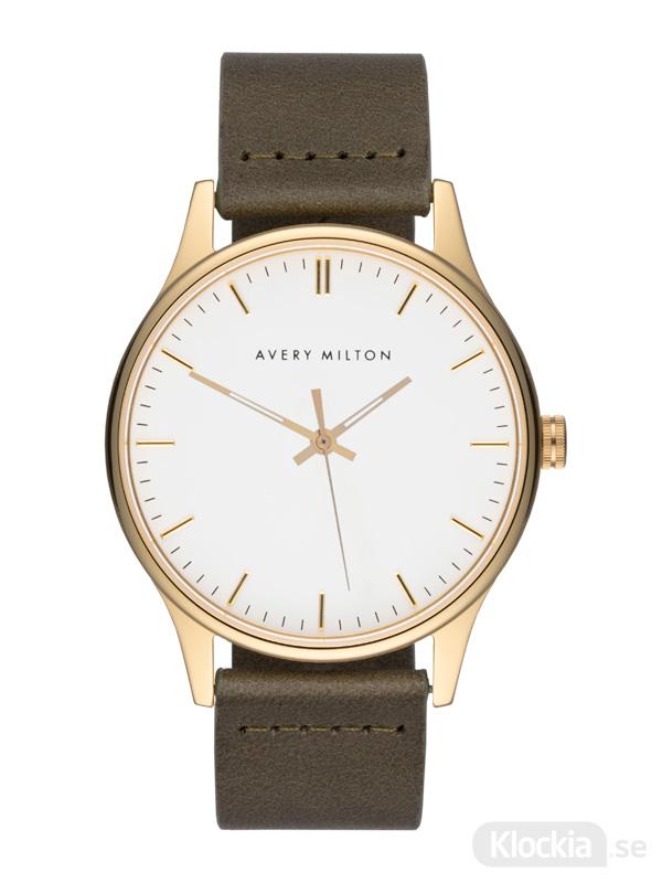 Avery Milton Como Olive Gold White 1191404120