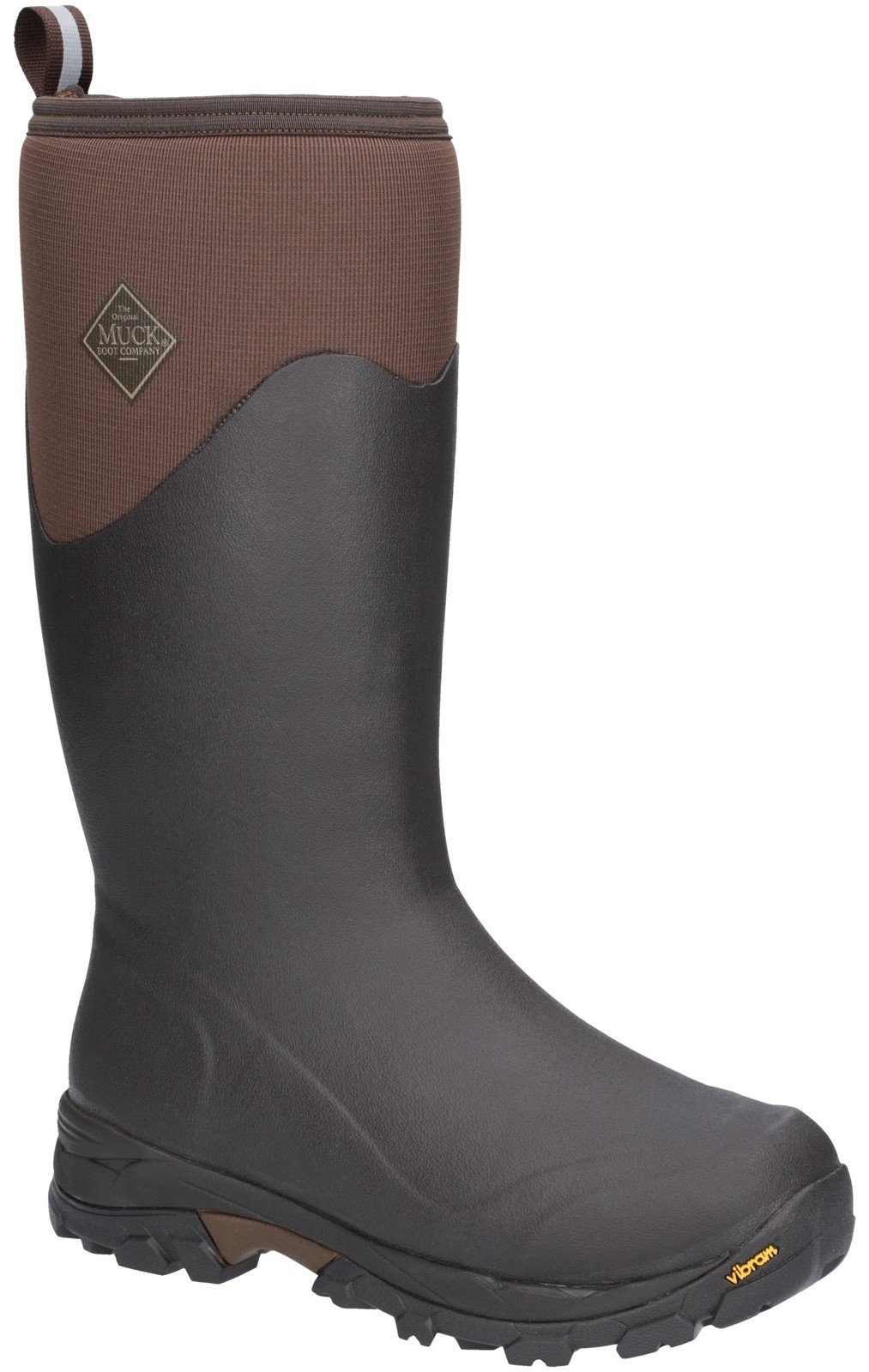 Muck Boots Unisex Arctic Ice Tall Extreme Conditions Boot Various Colours 26030 - Brown 7