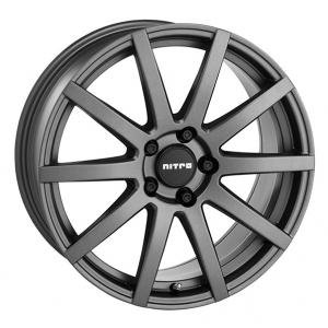 Nitro Razor Matt Gunmetal 8x19 5/115 ET35 B70.3