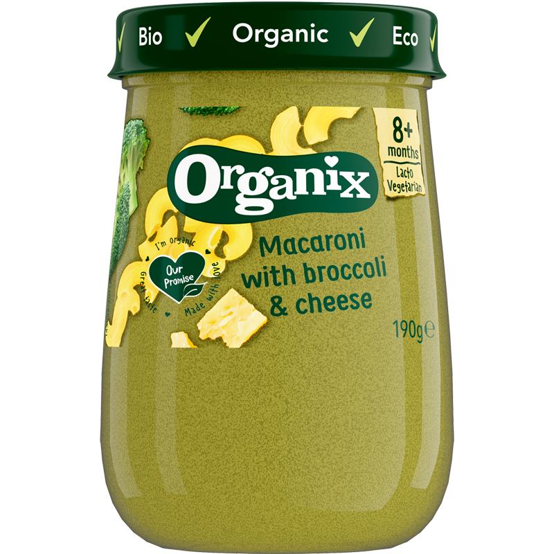 Makaroner Broccoli & Ost Eko - 28% rabatt