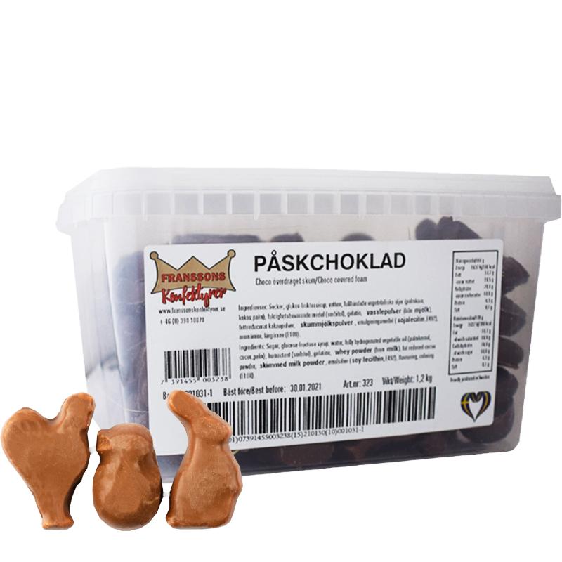 Påsk Choklad 1kg - 38% rabatt