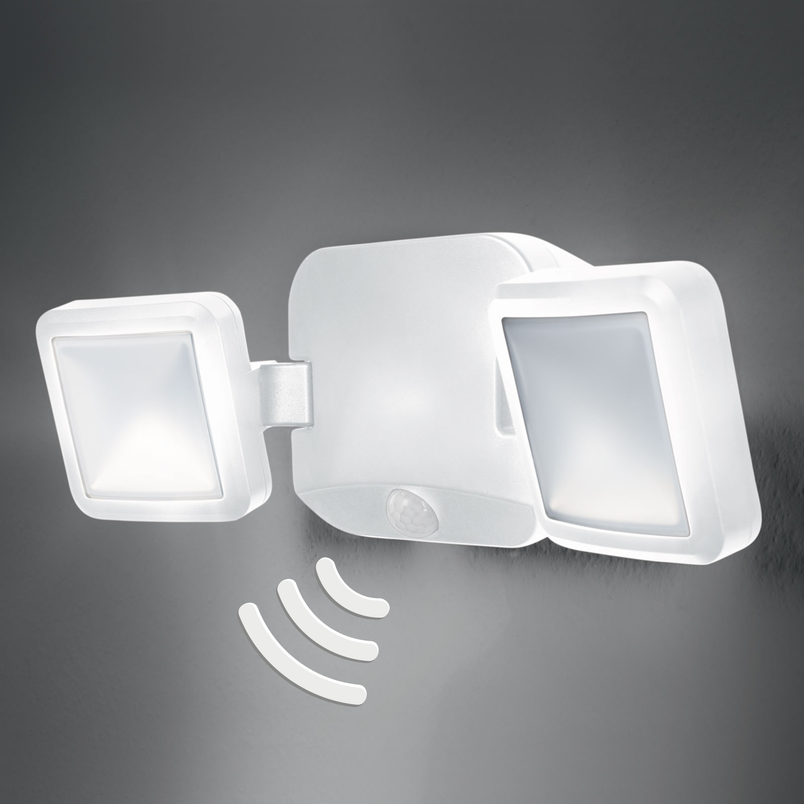 LEDVANCE Battery LED Spotlight valaisin 2-lampp.