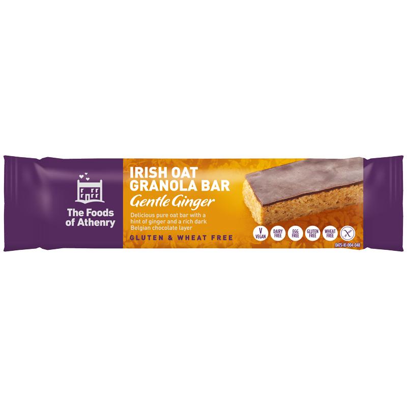 Snackbar Granola Gentle Ginger - 34% rabatt