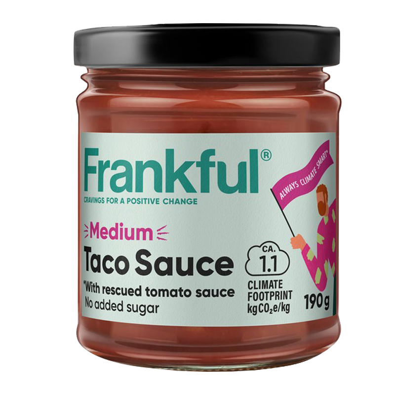 Taco Sauce Medium - 6% rabatt