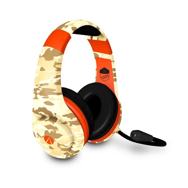 Stealth - XP Warrior Multiformat Gaming Headset (Desert Camouflage)