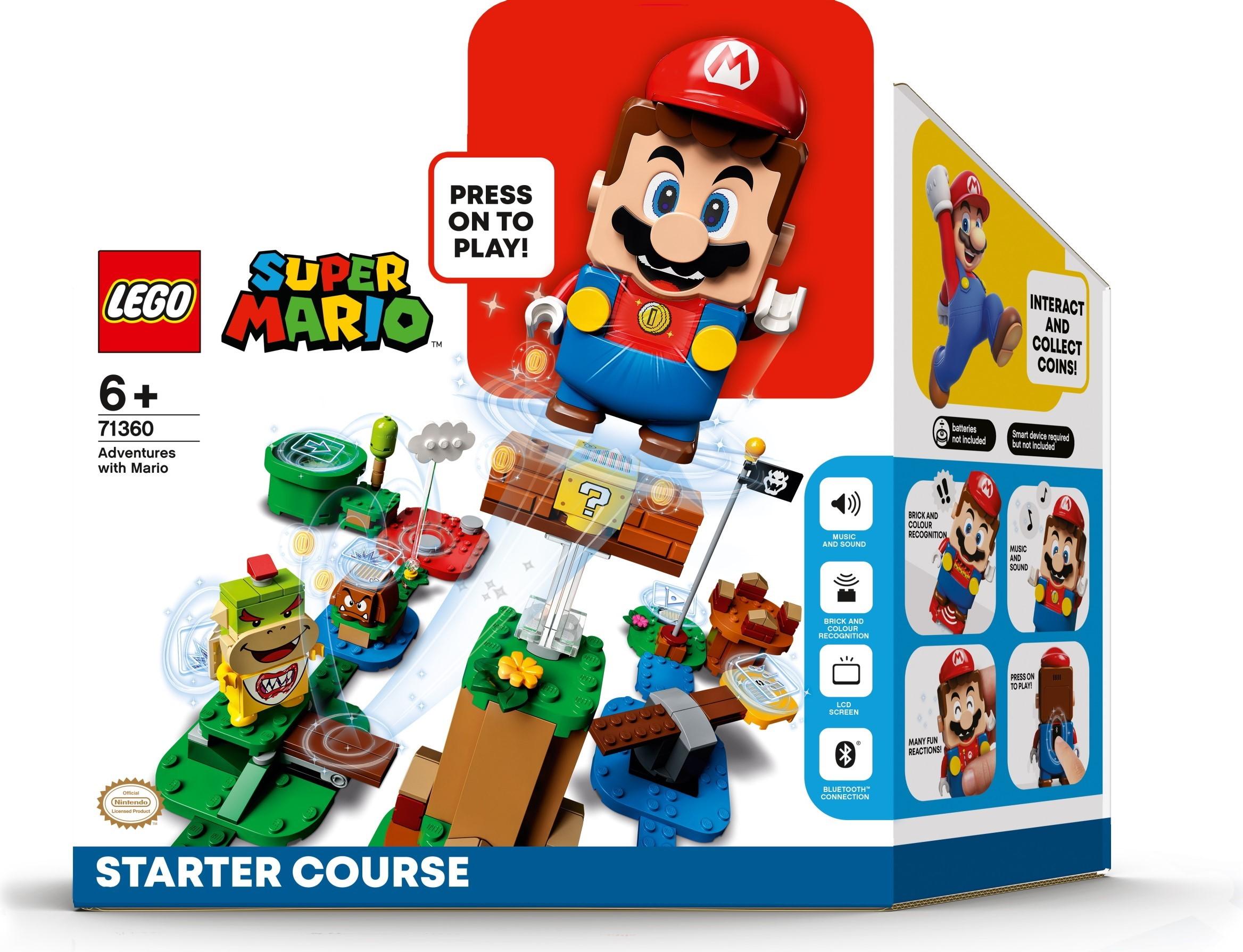 LEGO Super Mario - Starter Kit (71360)