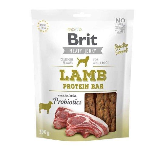Brit Care Meaty Jerky Proteinbar Lamb (200 g)