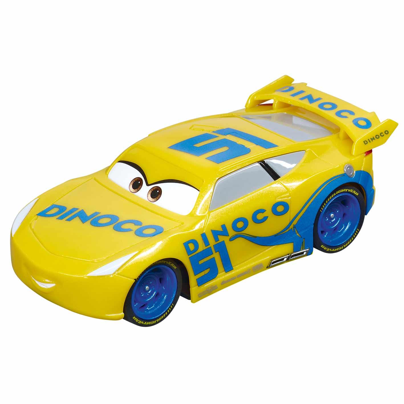 Carrera - GO!!! Car - Disney·Pixar Cars 3 - Dinoco Cruz (20064083)