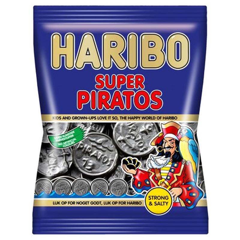 """Godis """"Super Piratos"""" 57g - 44% rabatt"""
