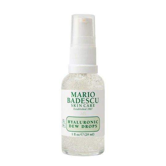 Hyaluronic Dew Drops, 29 ml Mario Badescu Seerumit & öljyt
