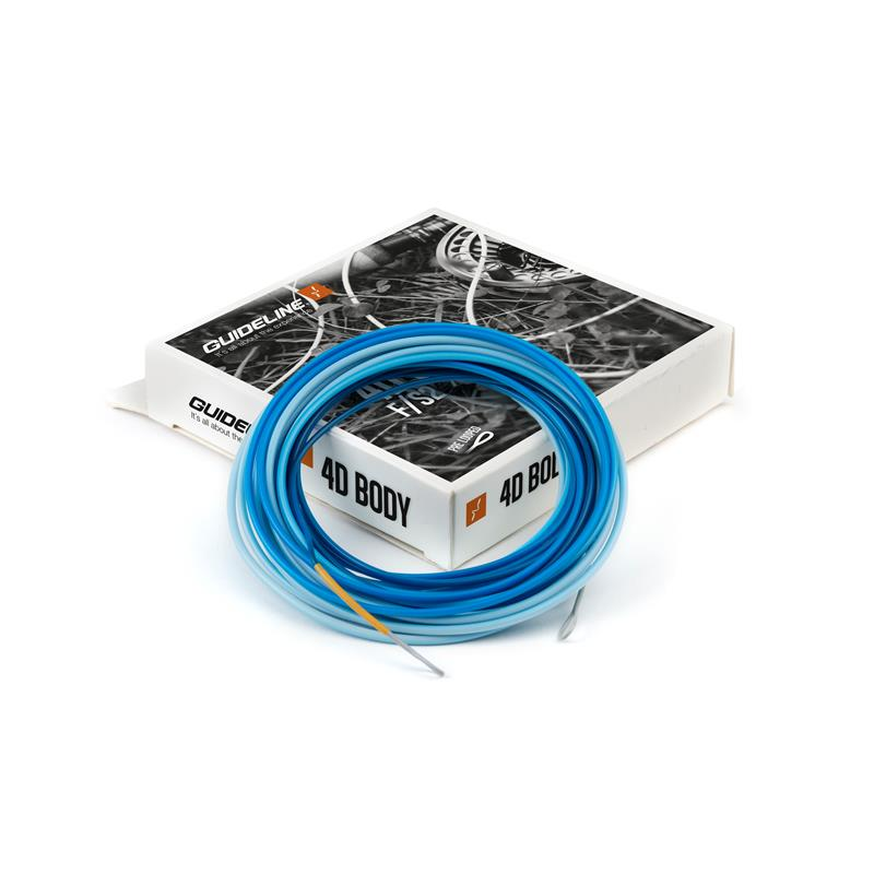 Guideline Power Taper 4D Body F/S2 39g #11/12, 39g, 600grains, 7m
