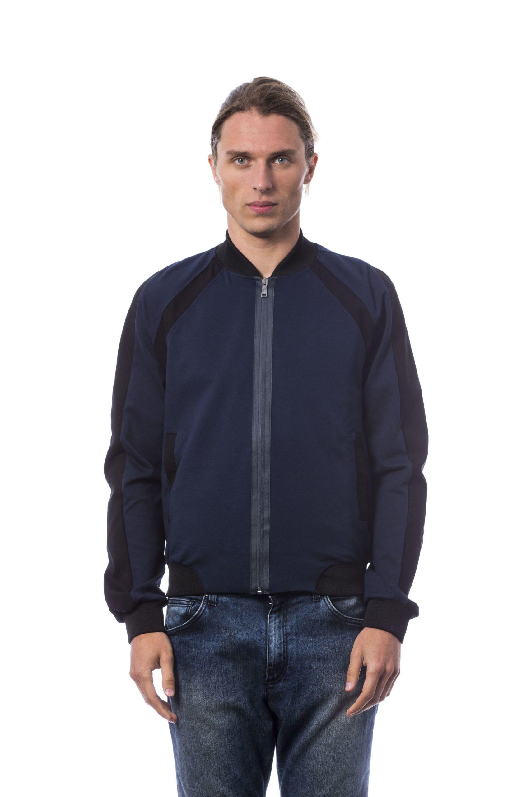 Verri Men's Navy Sweater Blue VE1272865 - S