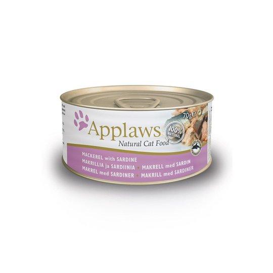 Applaws Mackerel&Sardine Konserv