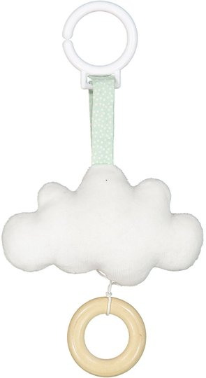 Geggamoja Uro Cloud, White
