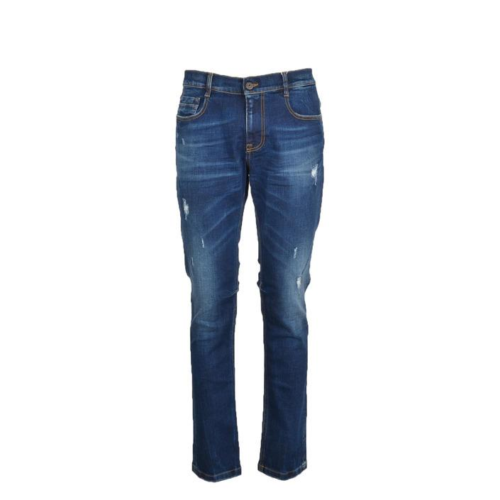 Bikkembergs Men's Jeans Blue 321593 - blue 90