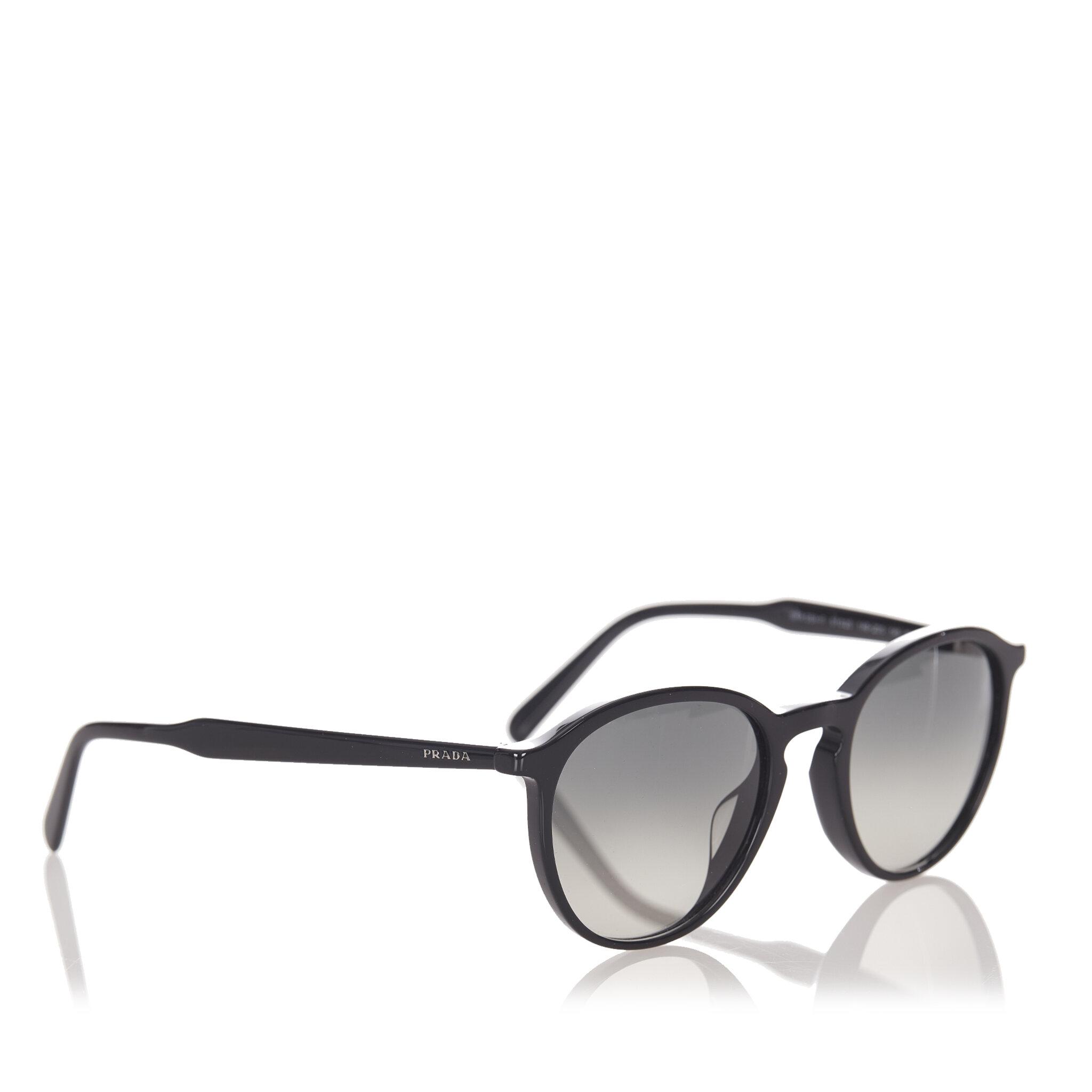Prada Round Tinted Sunglasses, ONESIZE