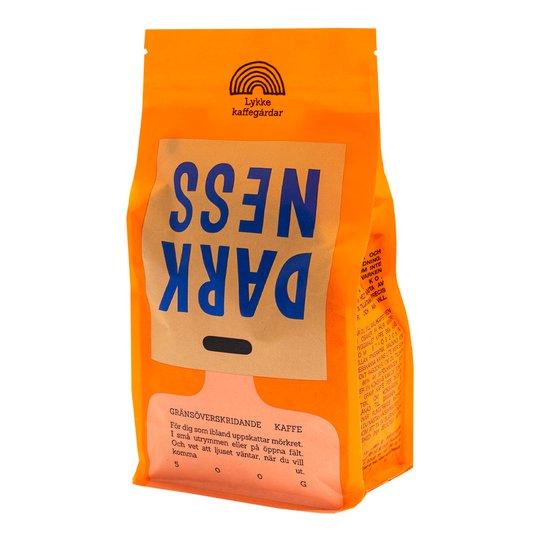 Lykke kaffegårdar - Bryggkaffe Darkness Mörkrost 500 g